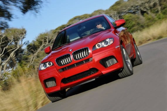 BMW X5 M and BMW X6 M
