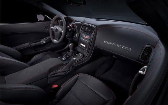 Chevrolet Corvette Z06 2012
