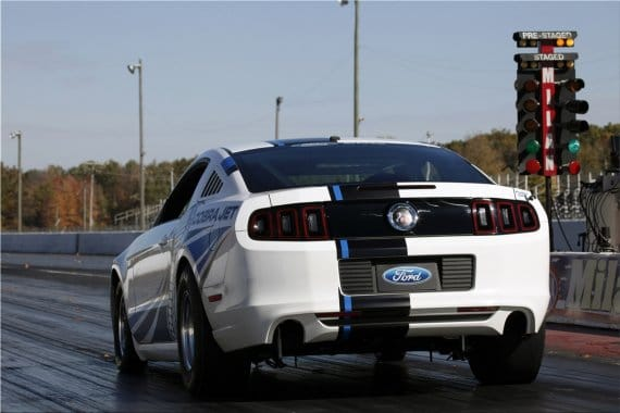 Ford Mustang Cobra Jet Twin-Turbo