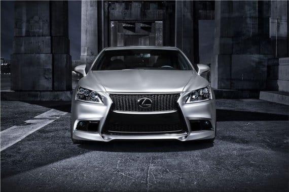 Lexus Project LS 460 F Sport