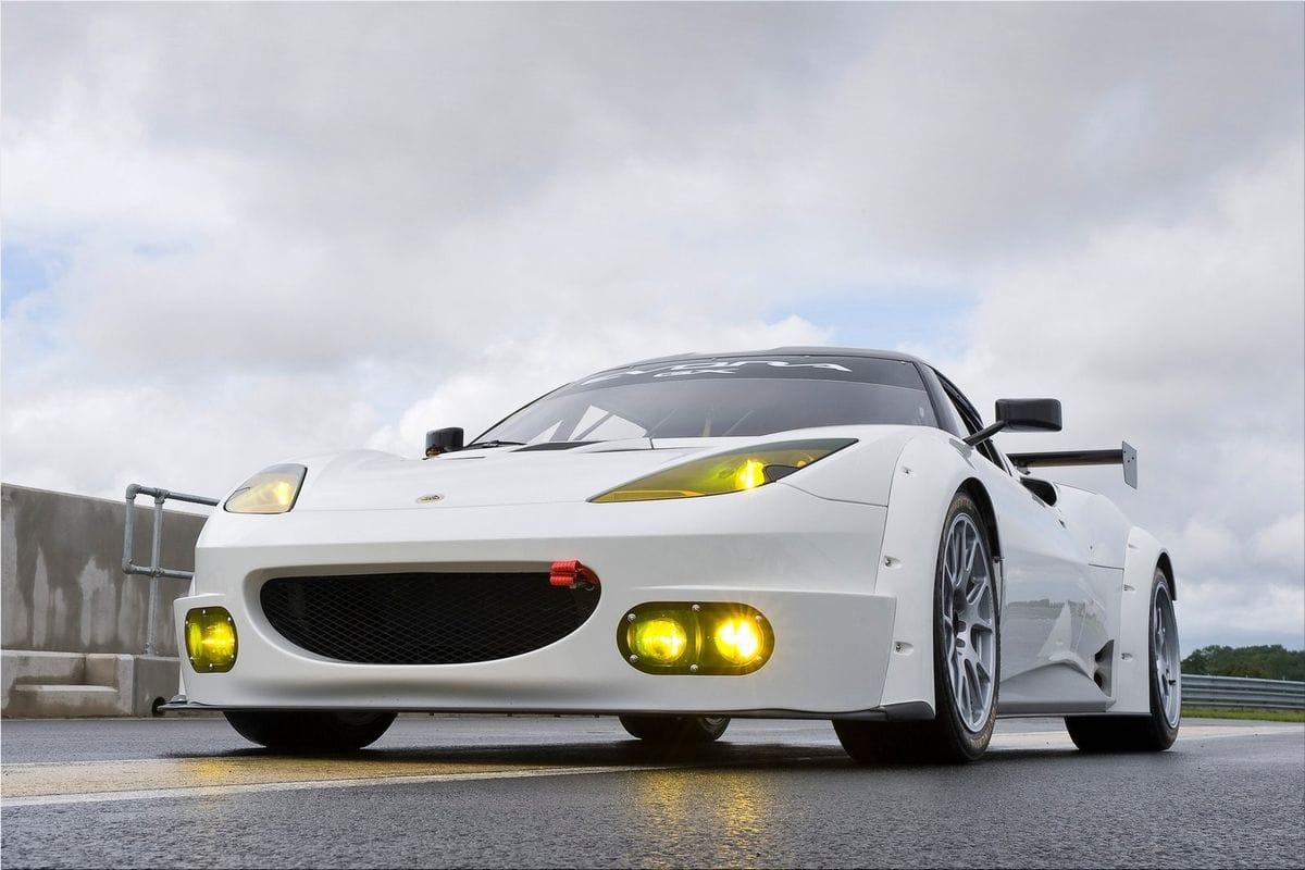 2013 Lotus Evora GX Racecar | Spare Wheel