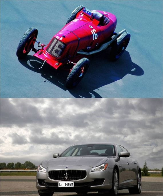 Maserati - 100 Years of wonders