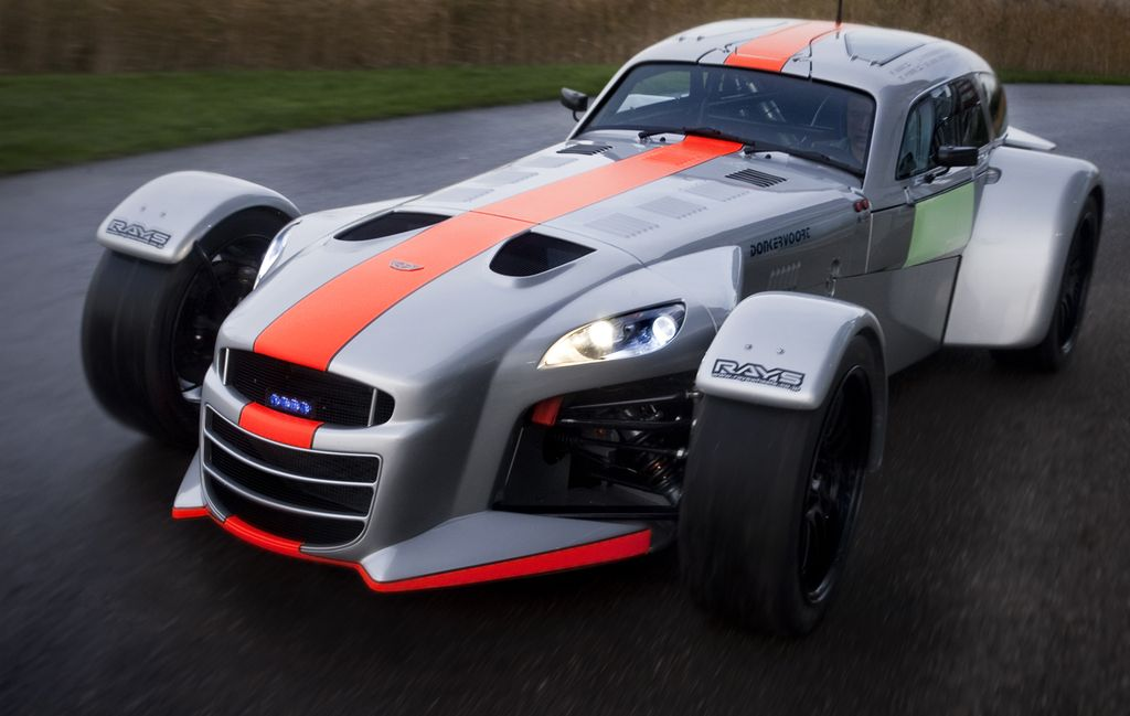 Top speedy Autos: Donkervoort Top Speed Cars