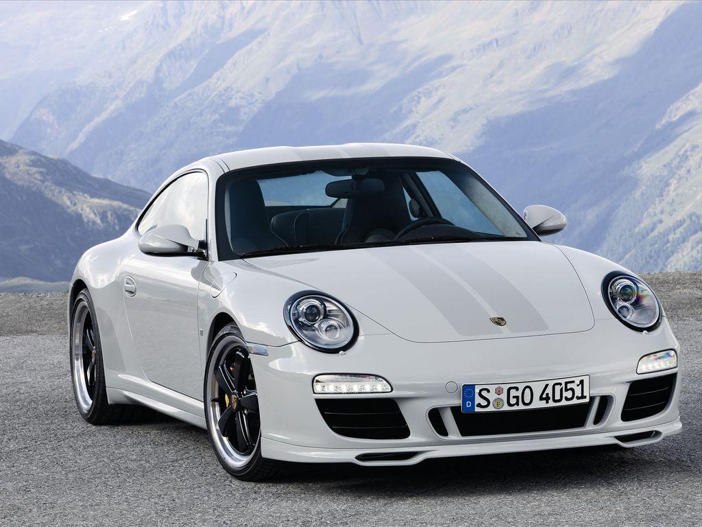 Porsche-911 Sport Classic