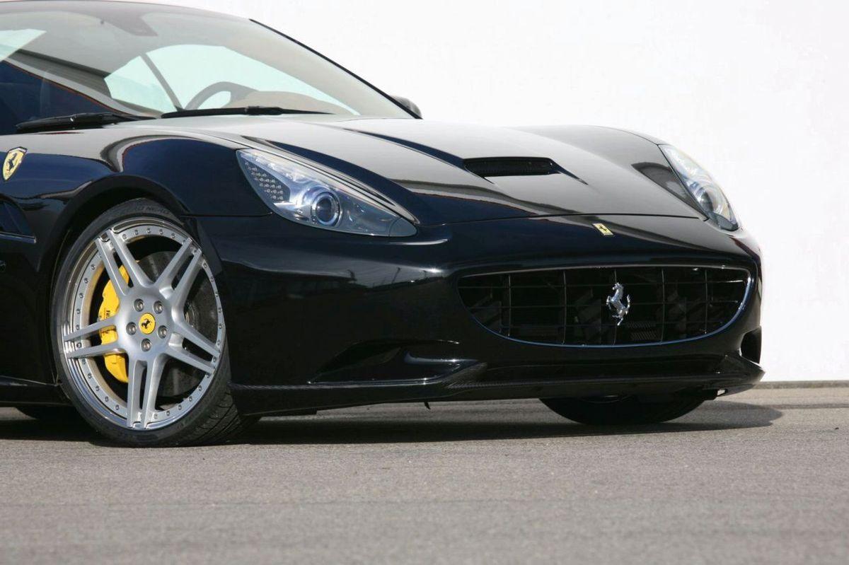 Ferrari California by Novitec Rosso | Spare Wheel