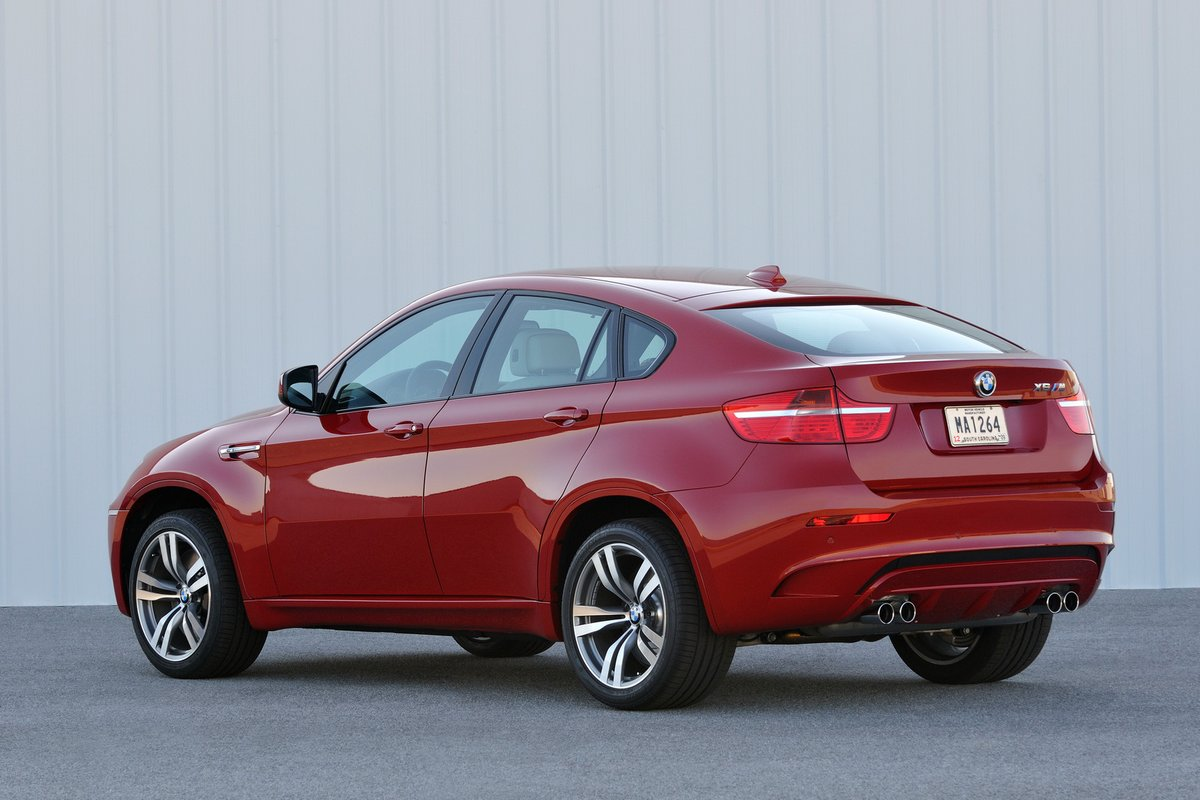 Division Revealed BMW X5 M And BMW X6 M Spare Wheel