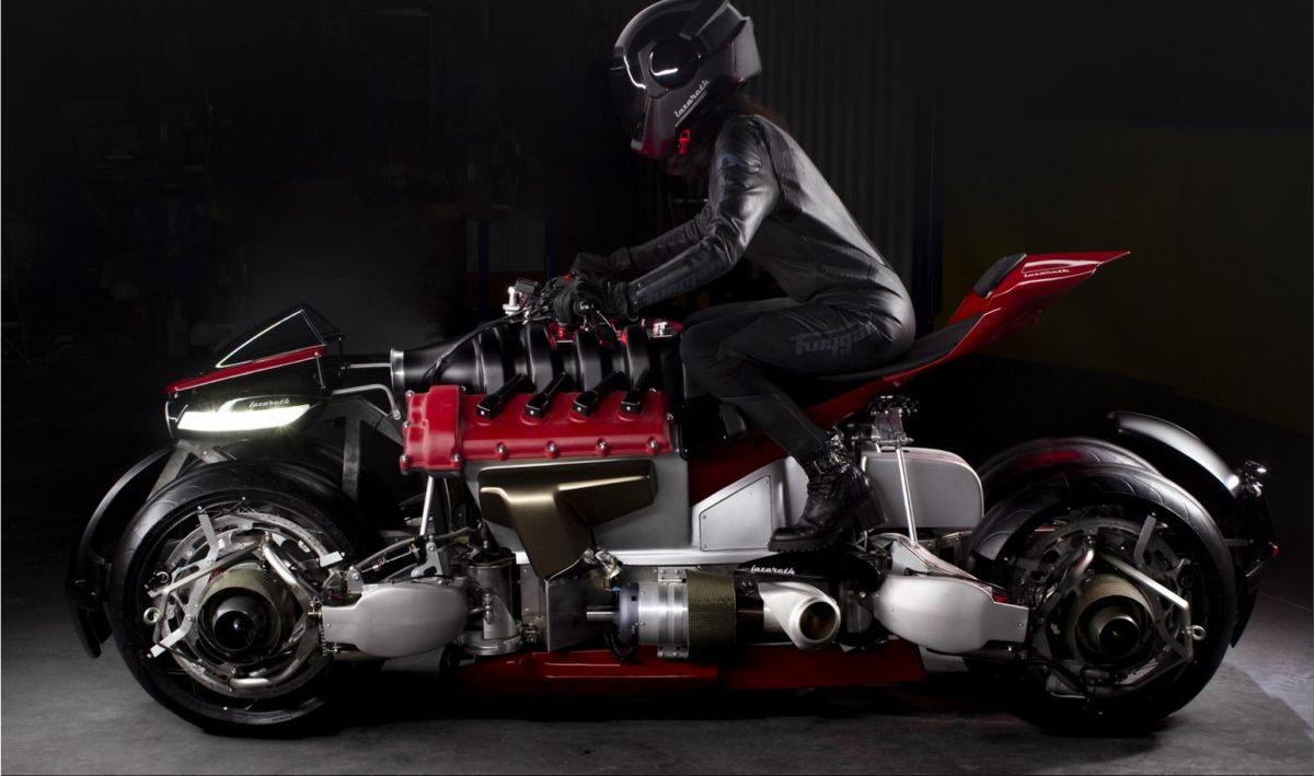 Voici la moto électrique la plus rapide du monde