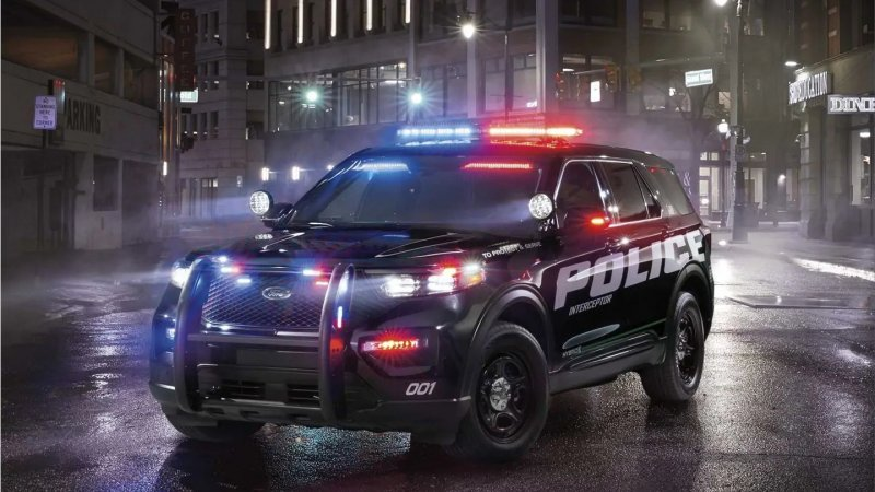 Ford Police Interceptor Utility SUV