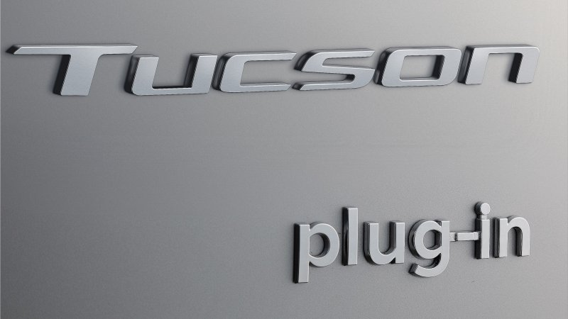 Hyundai Tucson Plug-In Hybrid with 265hp and 350Nm of torque
