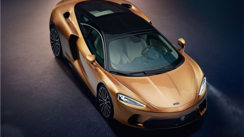 2020 McLaren GT: 0 to 100 km / h in 3.2s