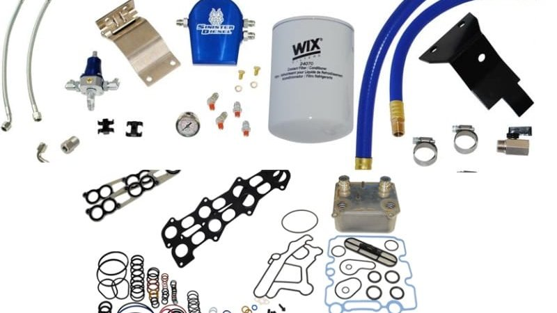 Professional diesel parts to meet your needs