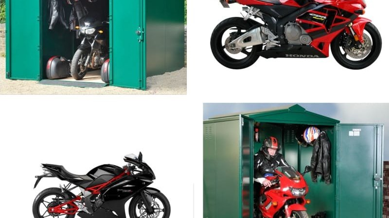 Reducing Your Bike Insurance With Secure Storage