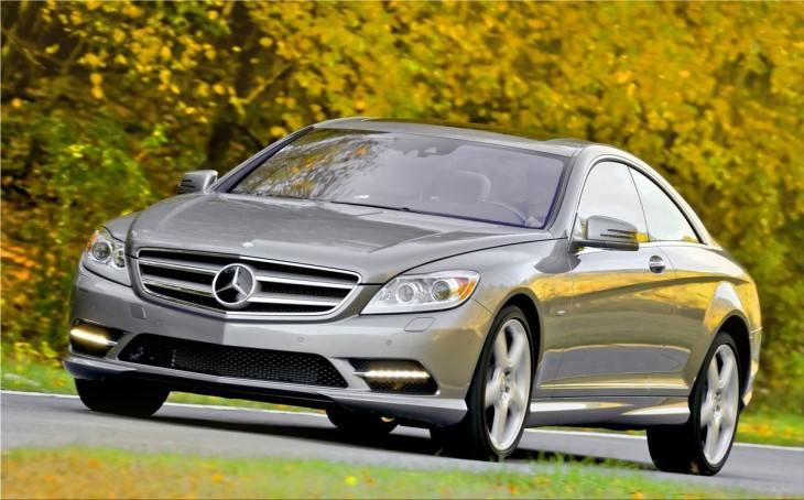 Mercedes-Benz CL550 4MATIC