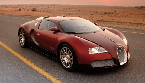 Rent A Car – rent a Bugatti Veyron