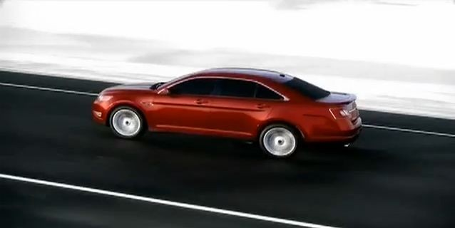 Ford Taurus Commercial