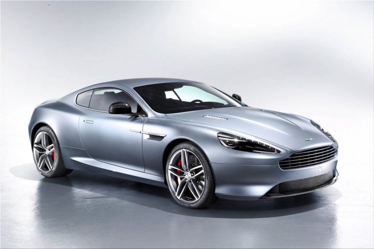 Aston Martin DB9 luxurious and powerful