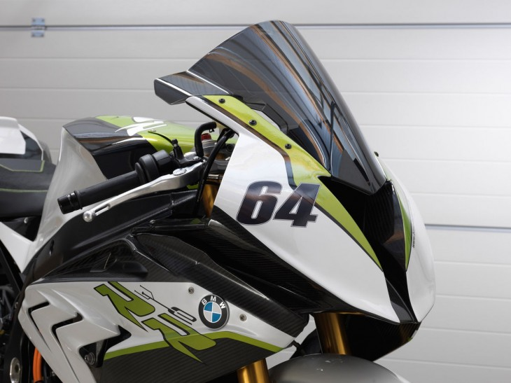 BMW eRR hypersportive bike