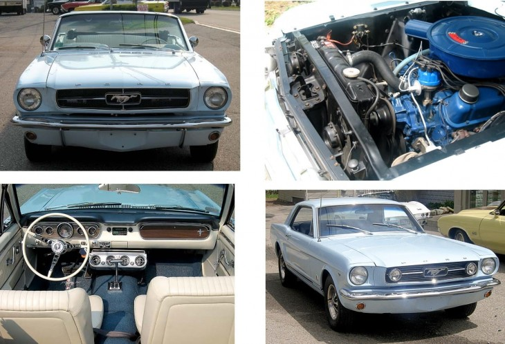 State-of-the-art precision Mustang restoration