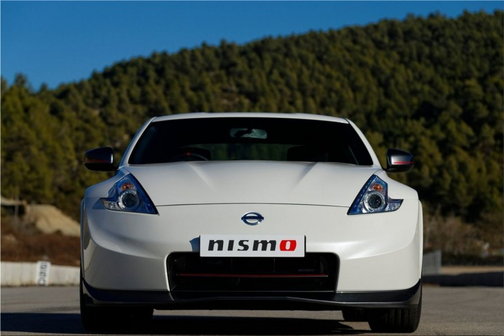 The new Nissan 370Z Nismo