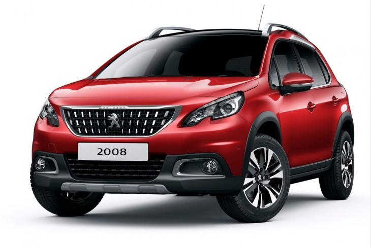 Peugeot 2008 SUV Signature edition