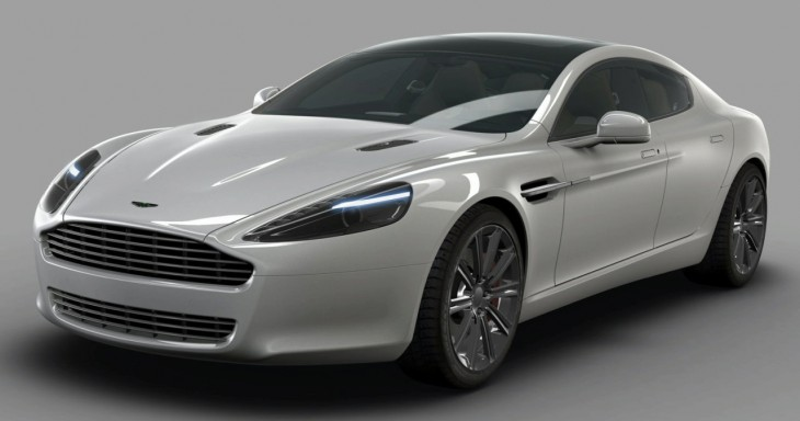 """Rapide"" and graceful - Aston Martin"