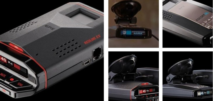 Radar Detectors with Red-Light Camera Detection