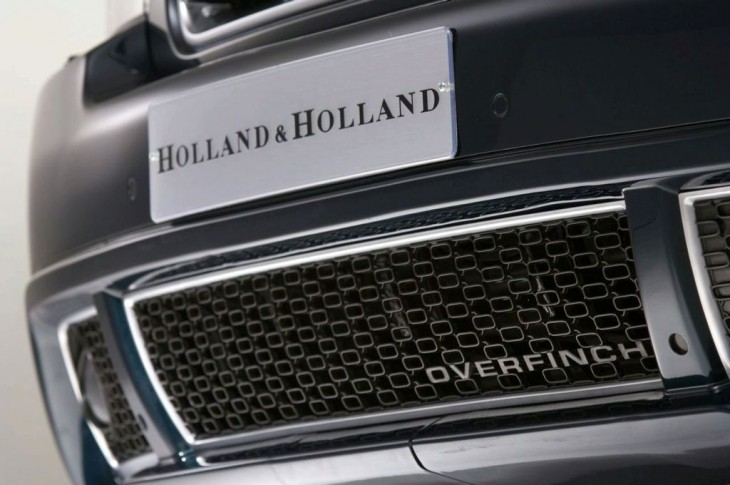 Holland - Holland Range Rover