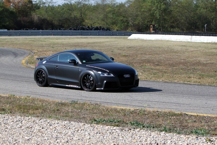 AVUS PERFORMANCE - Audi TT-RS