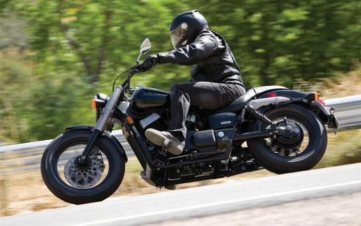 Honda Shadow Phantom