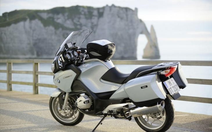 BMW R 1200 RT motorcycle