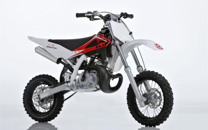 Husqvarna CR and SM 50