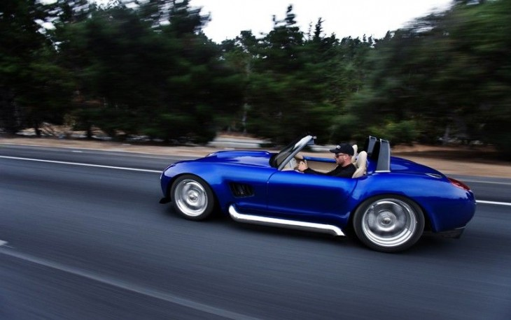 ICONIC Motors AC Roadster