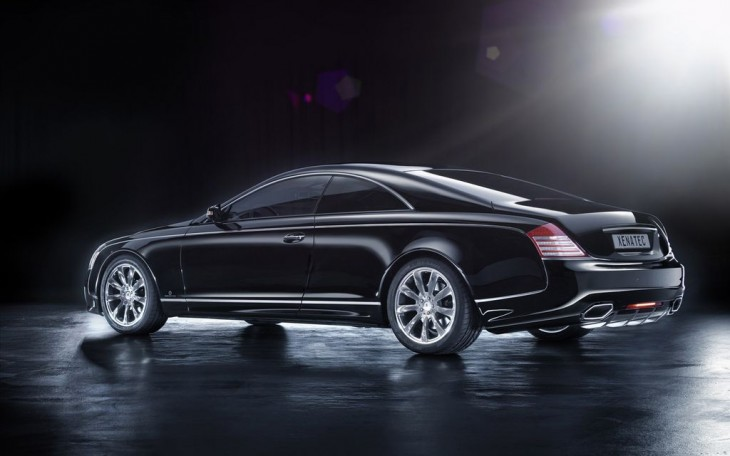 Maybach Xenatec Coupe