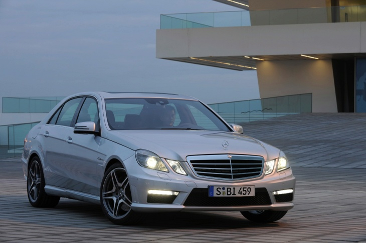 Mercedes Luxury Cars