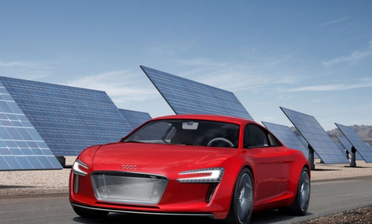 Audi Electric Sports Car