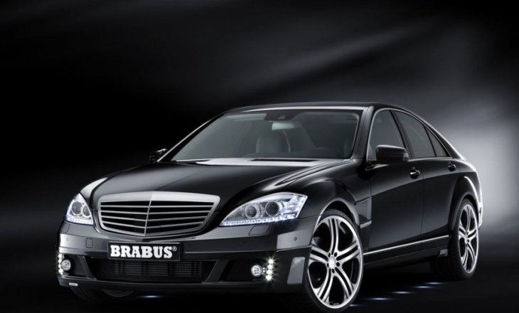The world's fastest and most powerful luxury sedan
