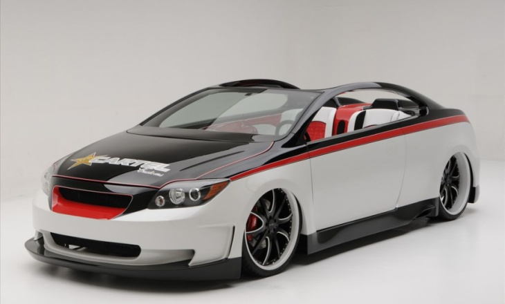 Epic Cartel Scion tC