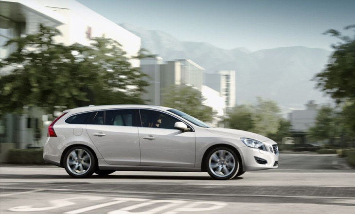 Volvo V60 Sports Wagon