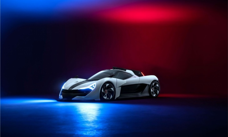 Apex Motors Ap-0 sports car