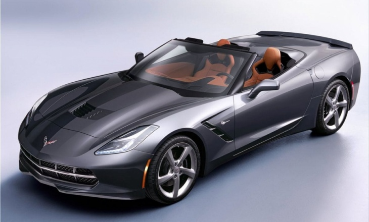 The most powerful standard Corvette in history
