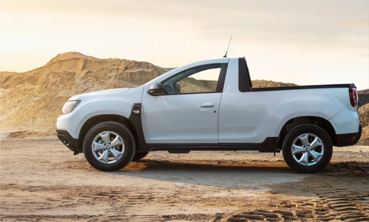 Dacia Duster Pick-up truck