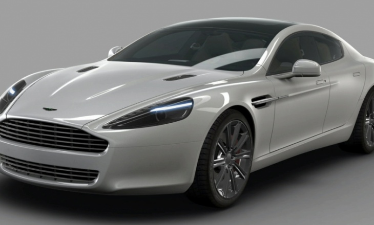 """""""Rapide"""" and graceful - Aston Martin"""