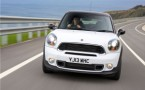 An exciting ride - Mini Paceman UK