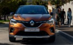 Renault Captur SUV and plug-in hybrid